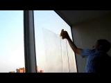 Магнитные щетки для мытья окон!